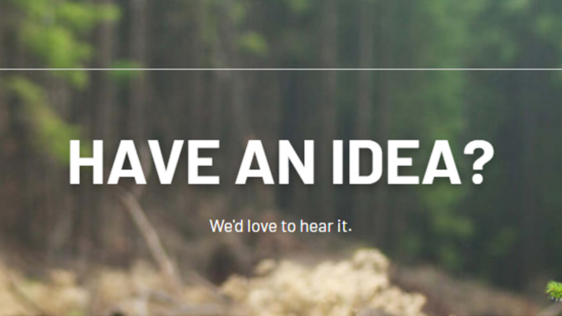 Submit An Idea