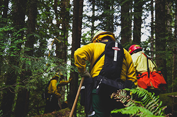 American Forests- Wildland Firefighters