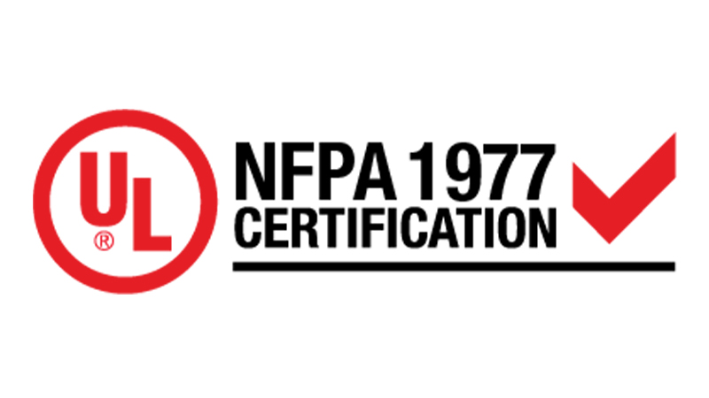 nfpa 1977 certification