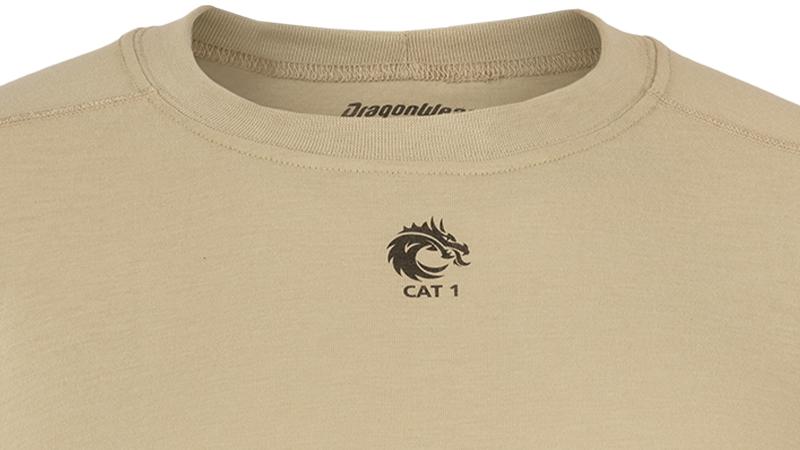 Dragonwear FR Tshirt cat rating